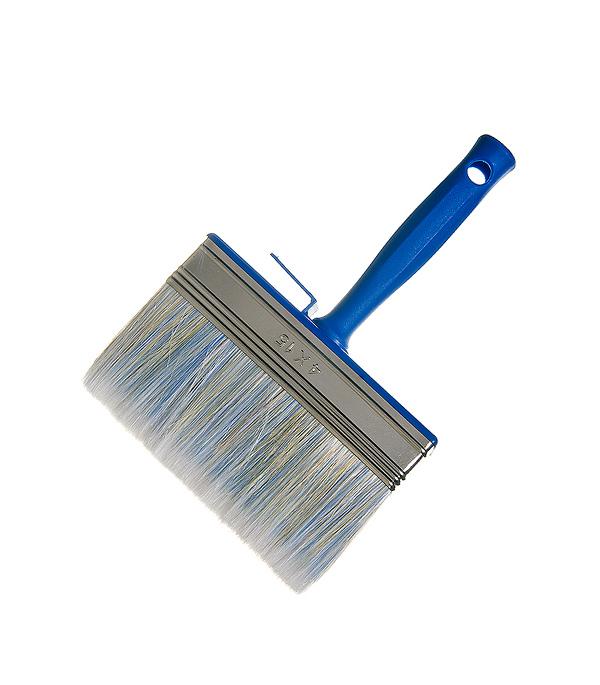 Кисть макловица 150х40 мм смешанная щетина  пластиковая ручка Hardy Стандарт