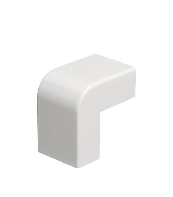 Угол внешний для кабель-канала 20x10 мм белый (4 шт.)