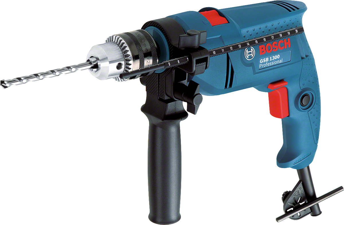 Дрель ударная GSB 1300 550 Вт Bosch