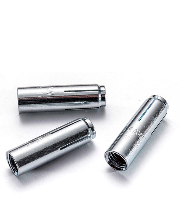 Анкер забивной стальной Rawlplug 6 (4 шт)  анкер для листовых материалов 6 28 mola 20 шт rawlplug