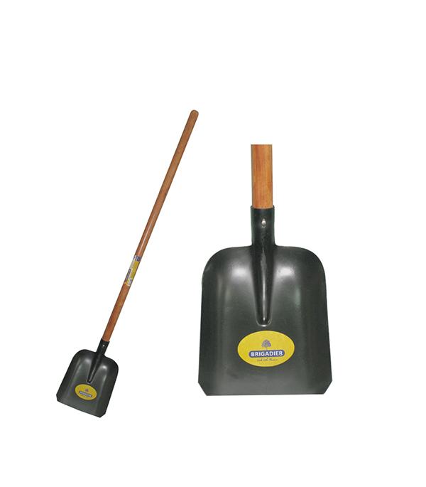 Лопата садовая совковая 140 см Стандарт