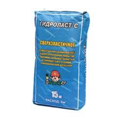 Гидроизоляция Гидроласт С 15 кг