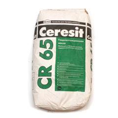 Гидроизоляция Церезит CR 65 25 кг