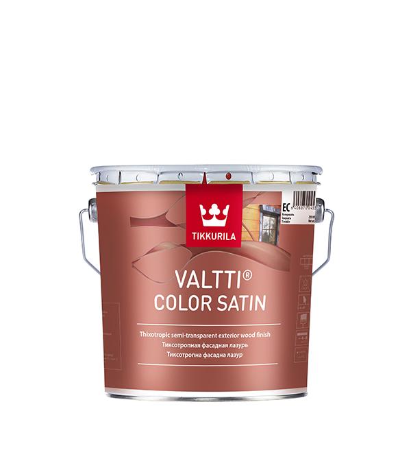 Антисептик Tikkurila Valtti Color Satin 2.7л