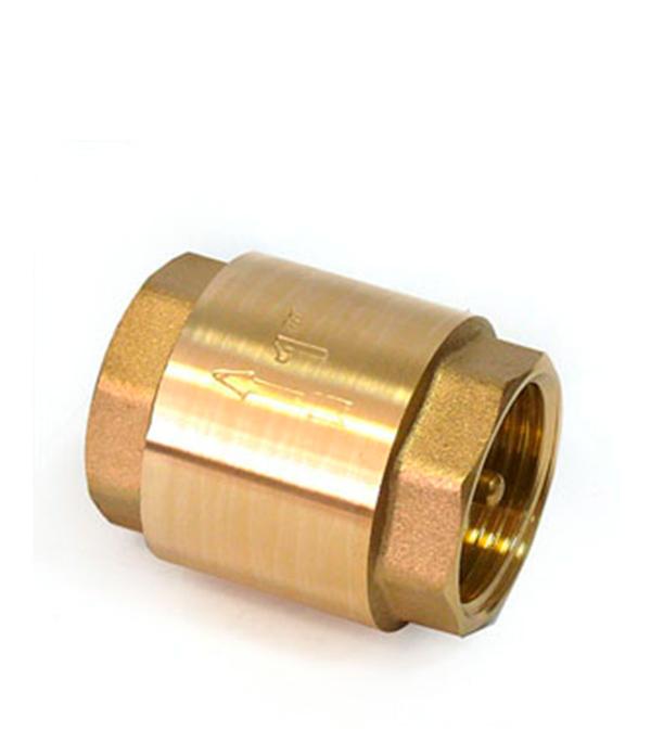 Обратный клапан FV-C 1 латун. Клапан клапан обратный канализационный наружный 110 мм