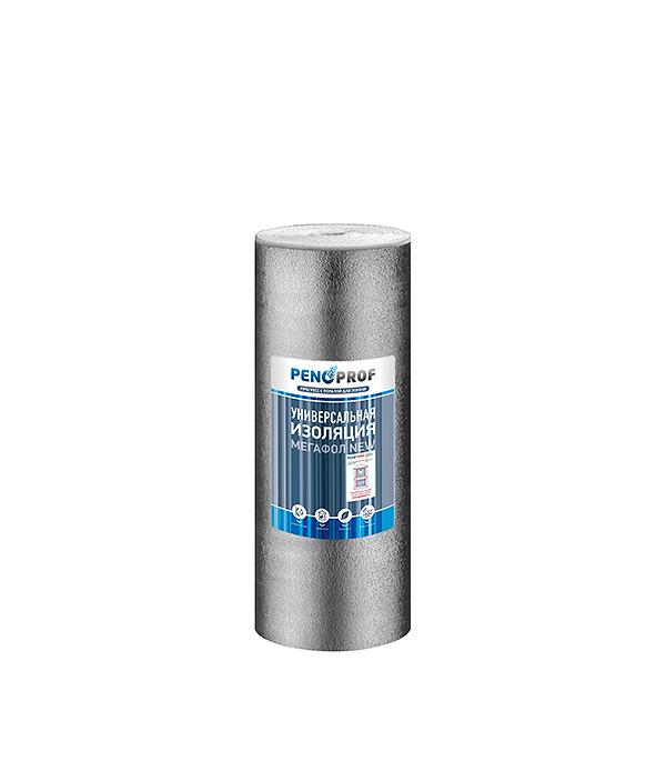 Теплоизоляция НПЭ ЛП тип А  3 мм (1,2x25 м) универсальная Порилекс