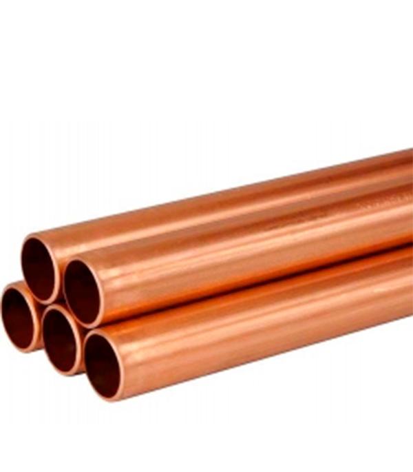 Труба неотожж.медь 15х1(штанга 2,5м)