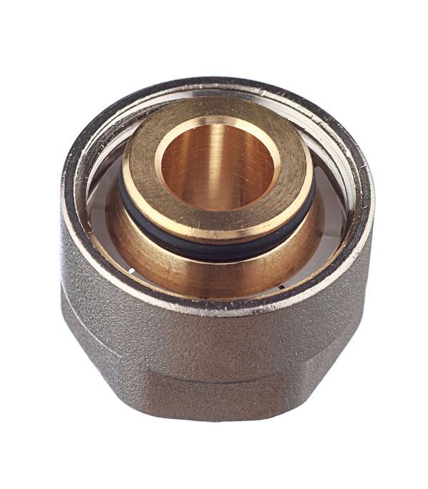 Евроконус Rehau Rautitan Flex 20 х 3/4 внутр(г) для полиэтиленовой трубы евроконус rehau rautitan stabil 16 х 3 4 внутр г для металлополимерной трубы 2 шт