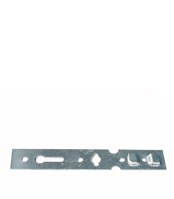 Анкерная пластина неповоротная WHS 190x25x1,2 мм (10 шт.)