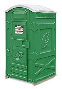 Туалетная кабина EcoLight Дачник