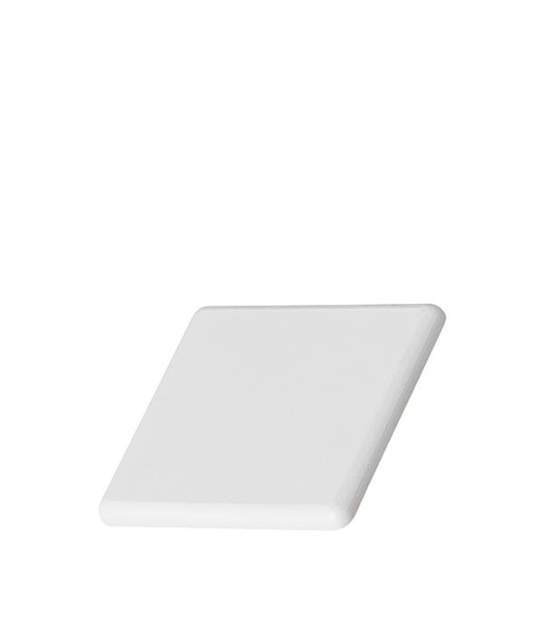 Соединение на стык профиля кабель-канала ДКС  80х40 мм белое