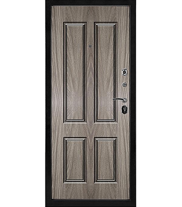 Дверь металлическая VALBERG Престиж BMD Армада 980х2066 мм левая дверь металлическая bmd портэ 880х2050 мм правая