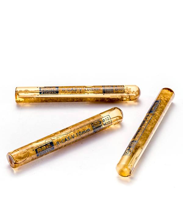 Химический анкер ампула Rawlplug 16 мм вкручивающийся (10 шт)  анкер химический rm 12 fischer 10 шт