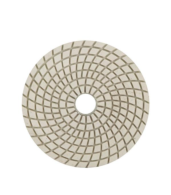 Круг алмазный шлифовальный, гибкий (АГШК) P50 d=100 мм