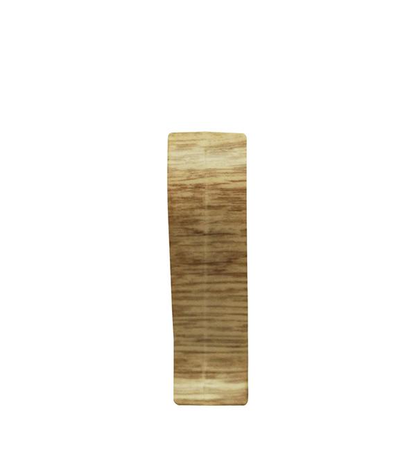 СоединительNexus 58 ммдубпиреней(2 шт) плинтус пвх royal 76мм дуб светло серый 2 5м