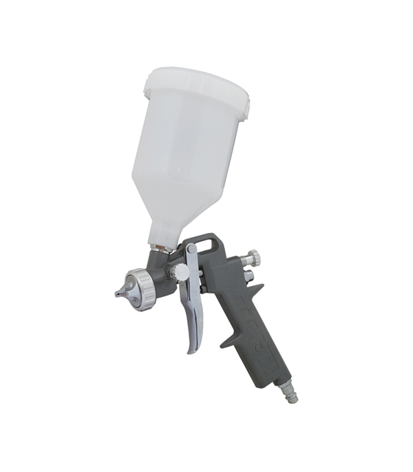 Краскораспылитель пневматический (краскопульт) 0,6 л, 84,1-109 л/мин КРП-1,5/0,6ВБ Калибр
