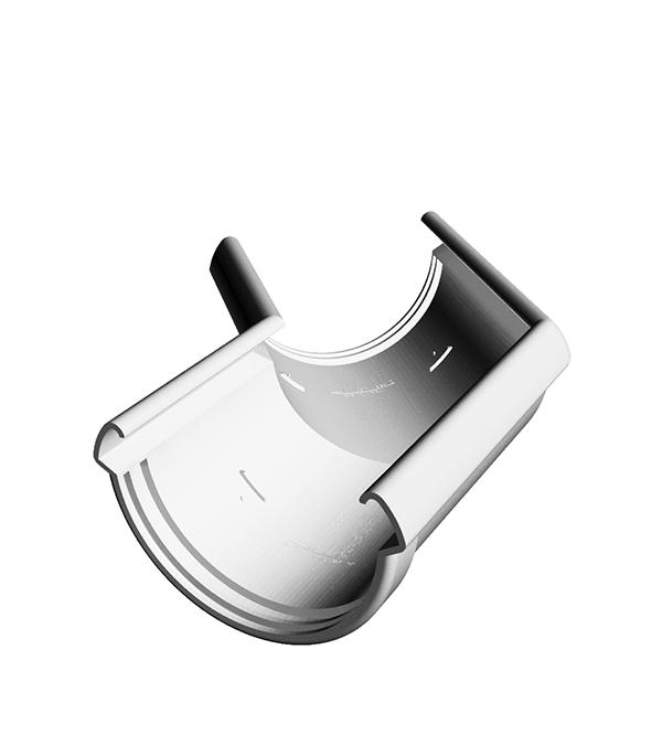 Угол желоба пластиковый 135° универсальный пломбир, DOCKE LUX заглушка желоба пластиковая универсальная пломбир docke lux