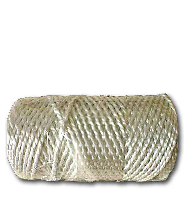 Шнур полиамид белый d2 мм (100 м)