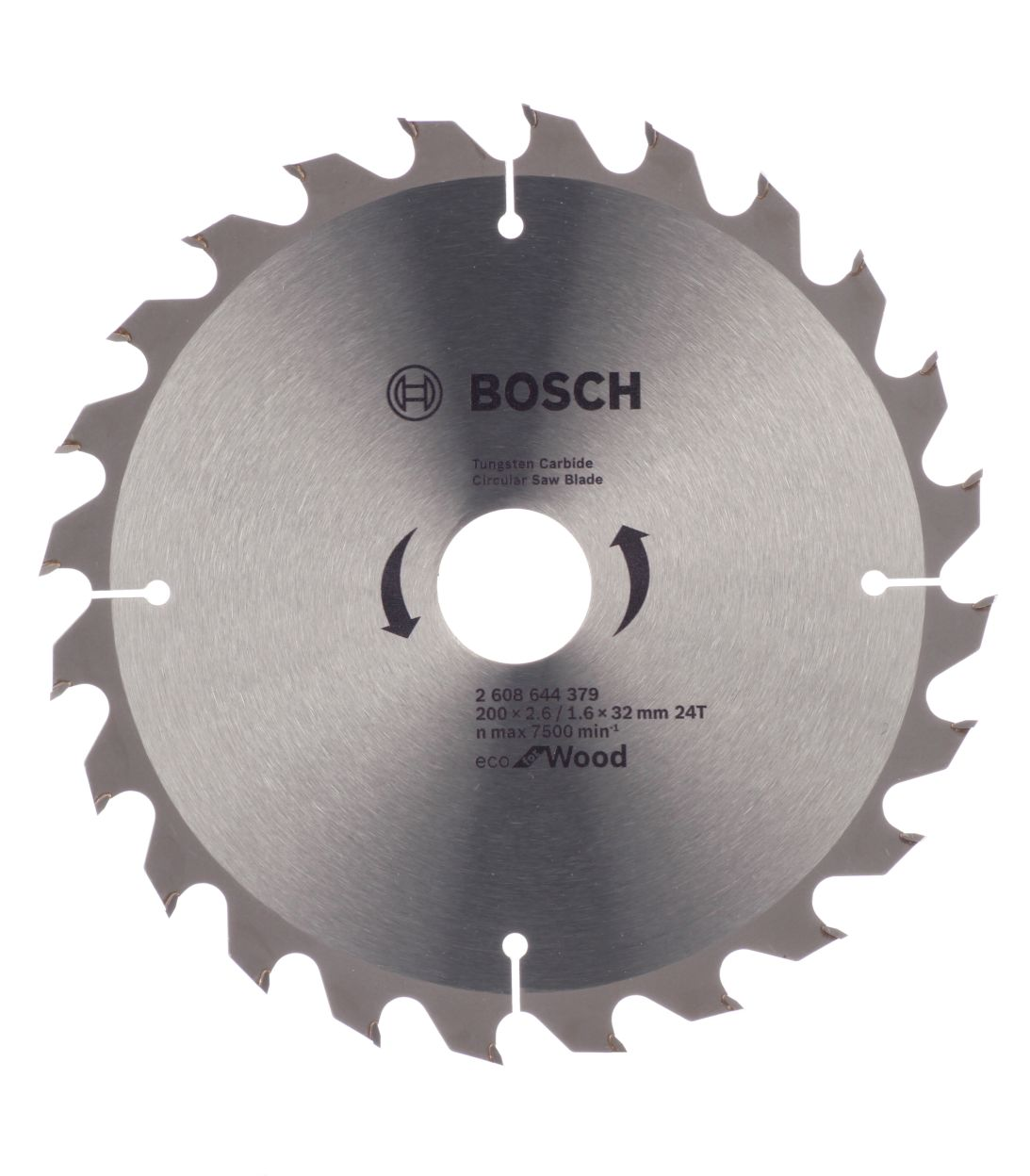 Диск пильный Bosch Optiline ECO 200х24х32 мм диск пильный 190х24х30 мм optiline bosch профи