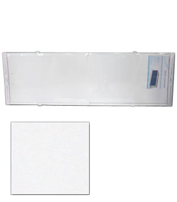 Экран для ванн Оптима пластик белый 1500 мм