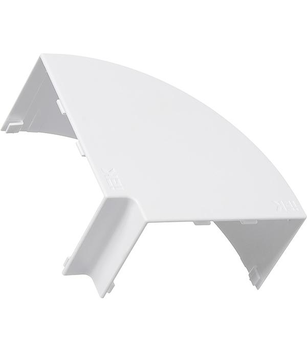 Угол плоский для кабель-канала 100x60 мм белый (2 шт.)