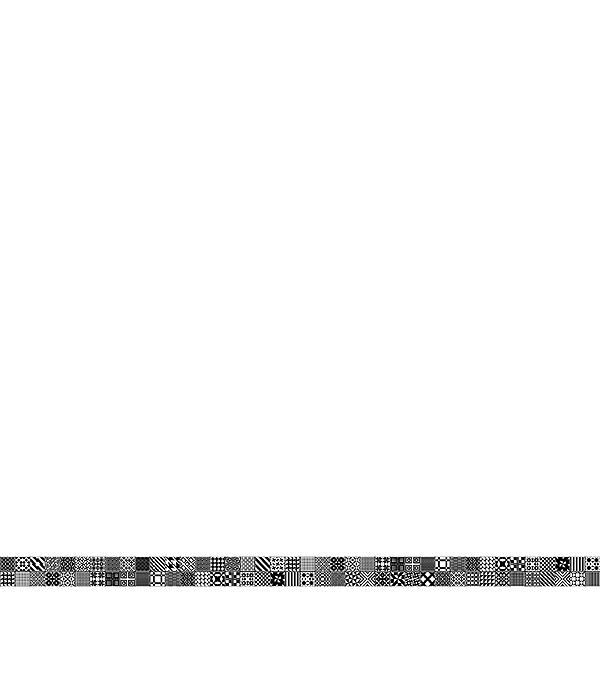 Плитка бордюр 600х30 Мэриленд чёрный