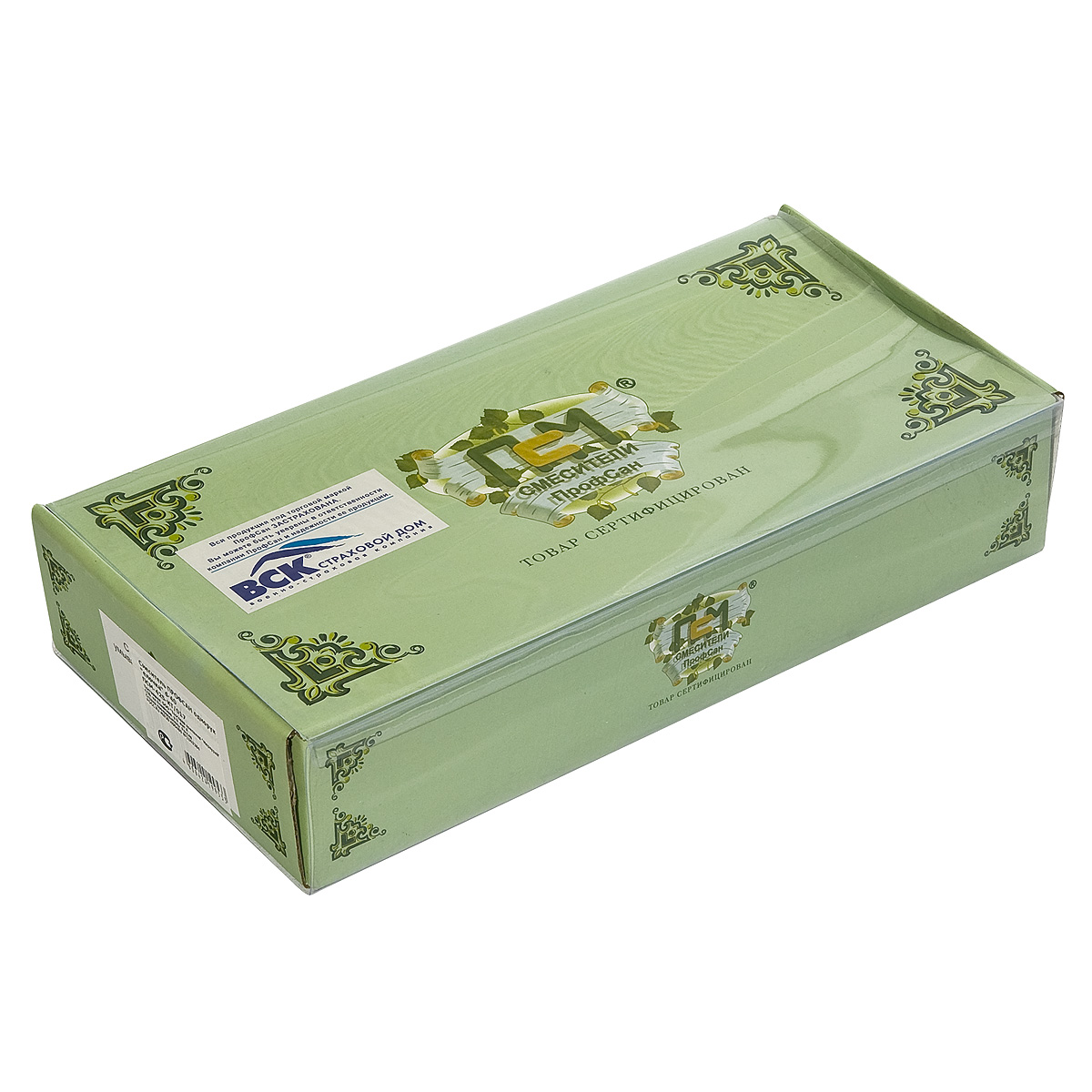Смеситель для кухонной мойки Профсан ПСМ-425-КТ/017