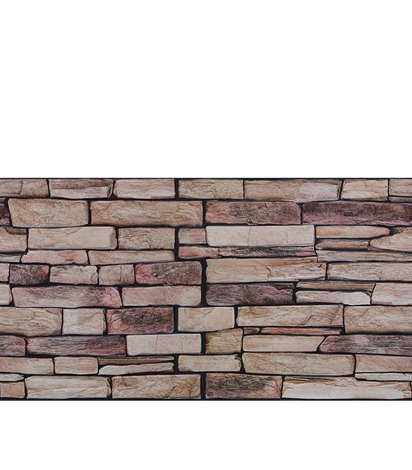 Панель ПВХ Сланец натуральный 980х498 мм декоративные шумопоглощающие панели для стен
