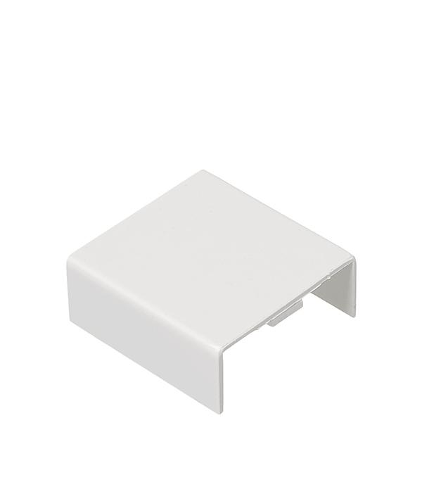 Соединение на стык кабель-канала 40x16 мм белое (4 шт.)