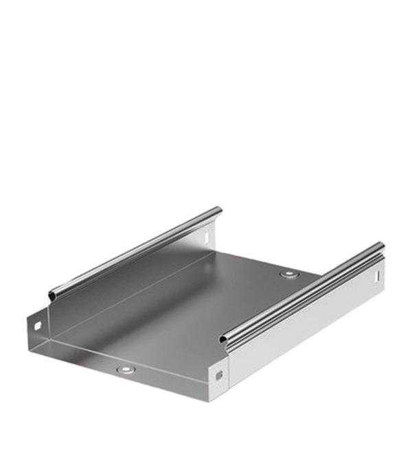 Лоток металлический неперфорированный 300х50 мм 3 м ДКС