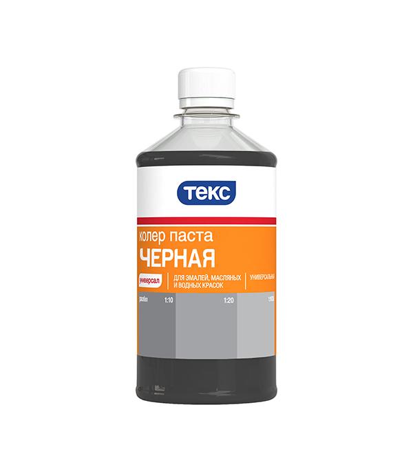 Колер паста универсальная черная №11 Текс 0,5 л