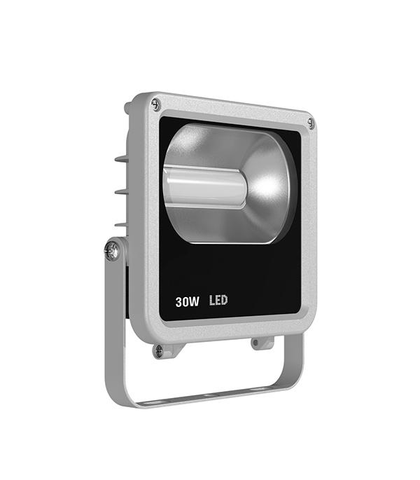 Прожектор cветодиодный  30 Вт, 6500K (холодный свет), ЭРА led прожектор эра ip65 50w 230v холодный свет