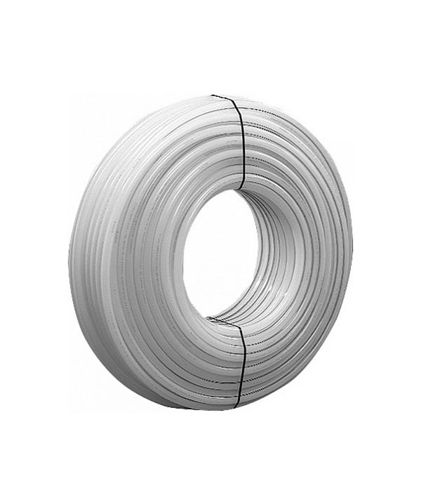 Труба полиэтиленовая 25x3,5 мм PN10 Radi Pipe PE-Xa Uponor белая (бухта 50 м) дискеты 5 25 в туле