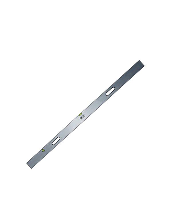 Правило-уровень алюминиевое 2.5 м 2 глазка