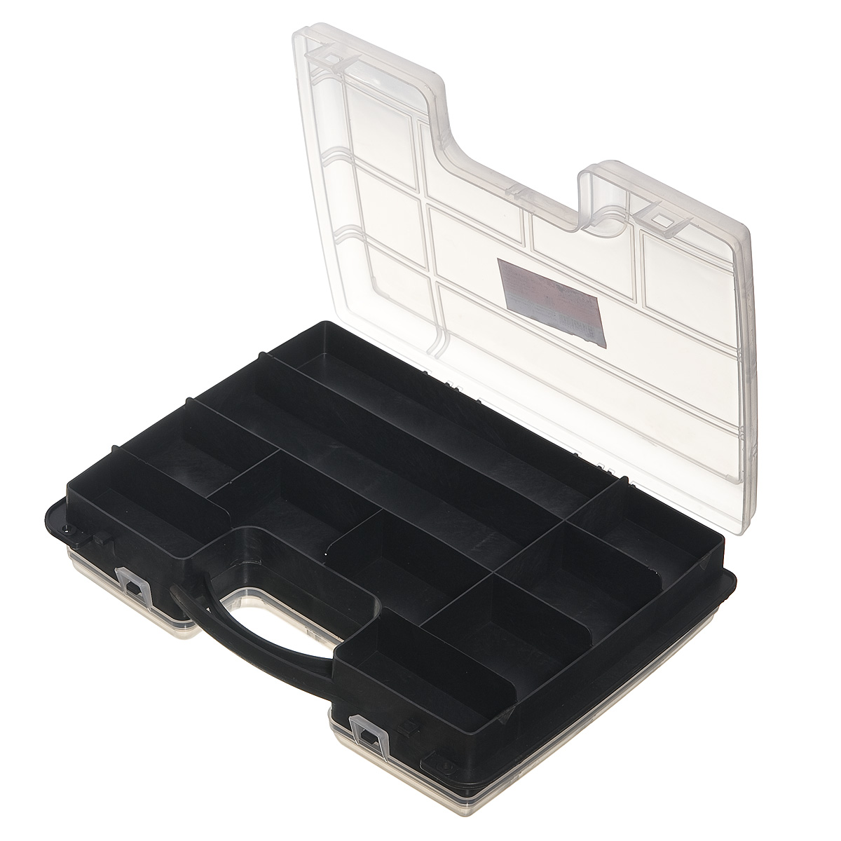 Ящик для крепежа 2-сторонний 29,5х22х7,6 см Dельта