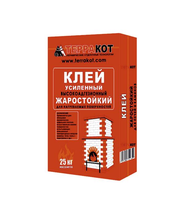 Терракот (клей усиленный жаростойкий), 25 кг