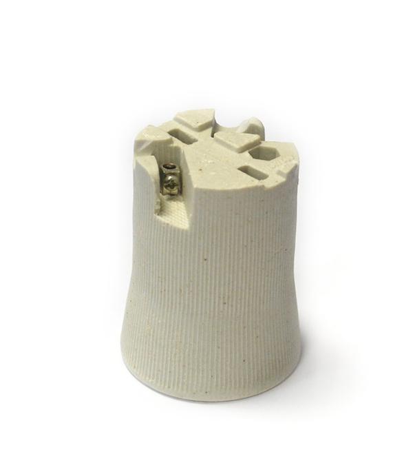 Патрон Е40 керамический