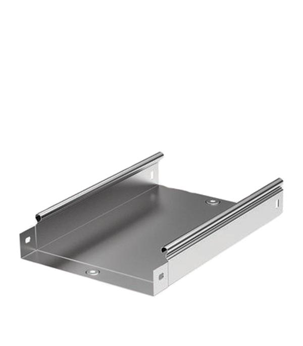 Лоток металлический неперфорированный ДКС 150х50 мм 3 м лоток металлический перфорированный 300х50 мм 3 м дкс