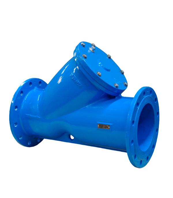 Фильтр фланцевый Ду100 магнитно-сетчатый (ковкий чугун) PN16, AquaFix фильтр фланцевый aquafix pn16 ду80 магнитно сетчатый ковкий чугун