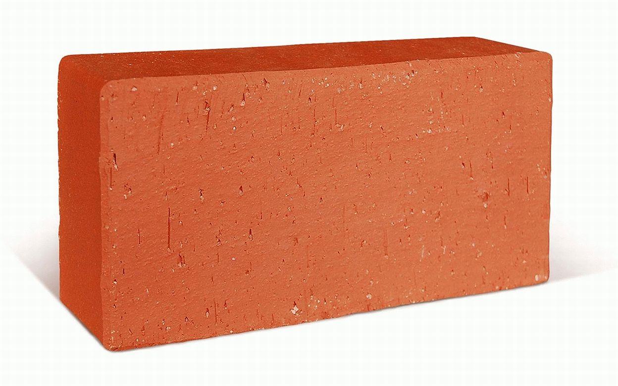 Плитка тротуарная клинкерная 200х100х50 мм  красная