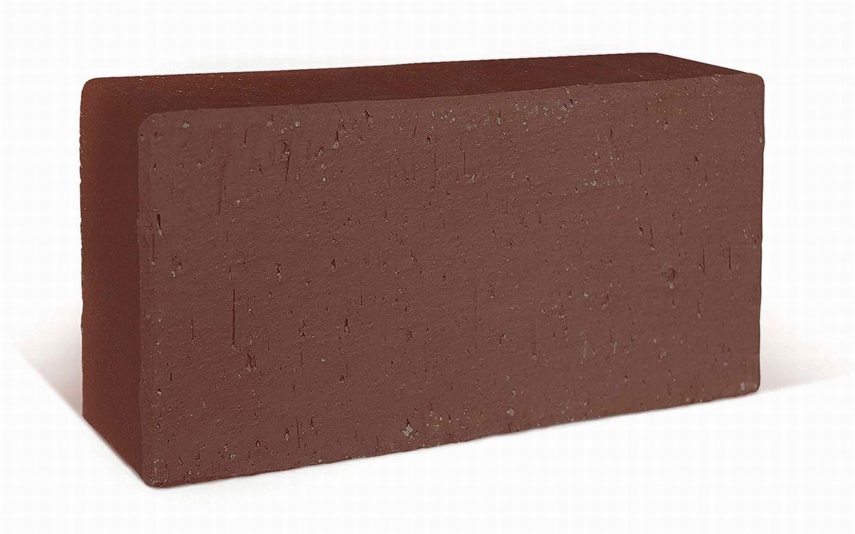 Плитка тротуарная клинкерная 200х100х50 мм  коричневая