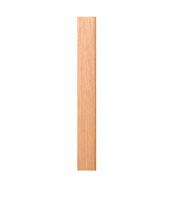 Наличник фанерованный (добор) Белвуддорс Дуб радиал 125х18,5х2050 мм