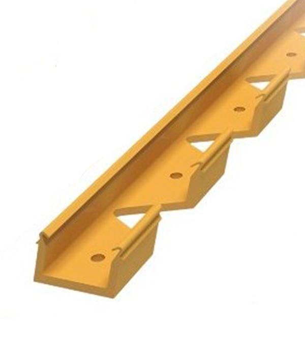 Планка монтажная к гибкому порогу Rico Flex, 0-12 мм (0,95 м)