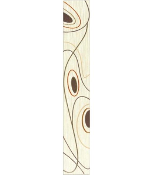 Плитка фриз 400х62х8 мм Сакура 3