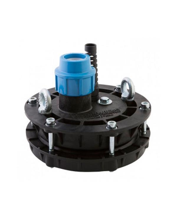купить Оголовок скважинный Джилекс d110-130 выход 32 мм пластиковый недорого