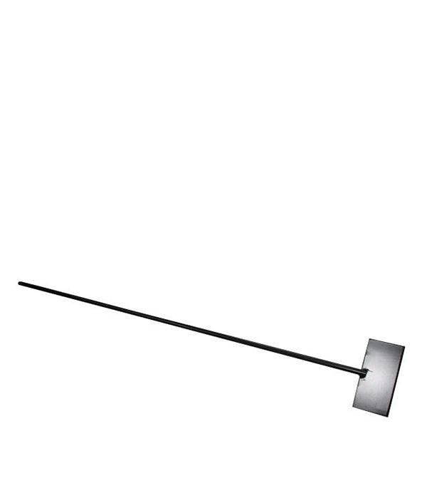 Ледоруб-скребок с металлической ручкой