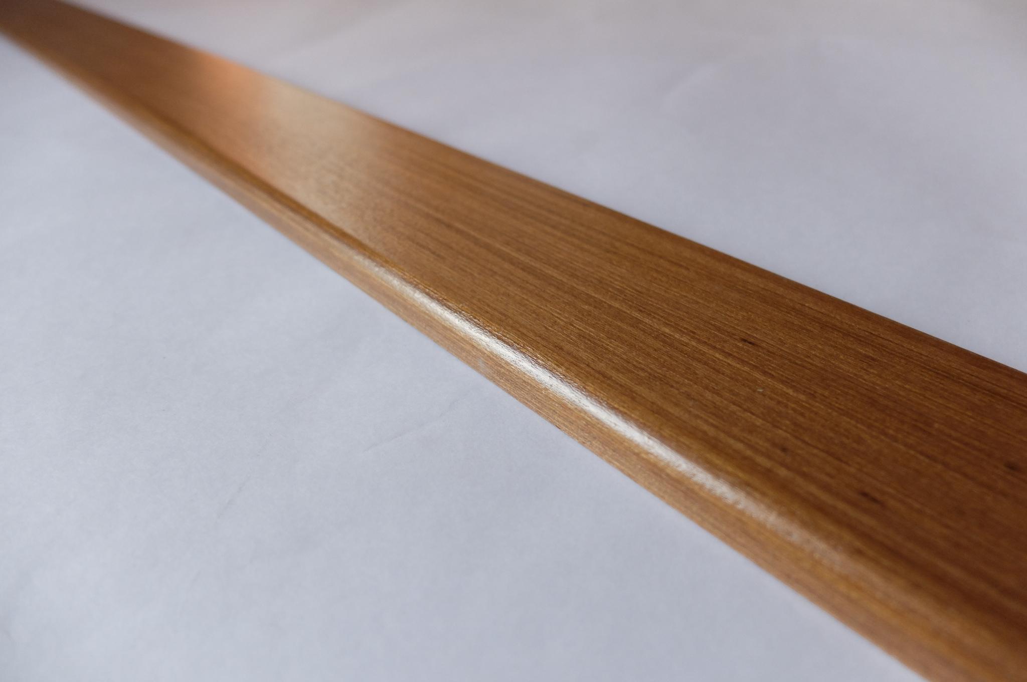 Наличник шпон ореха (70х2130х23)