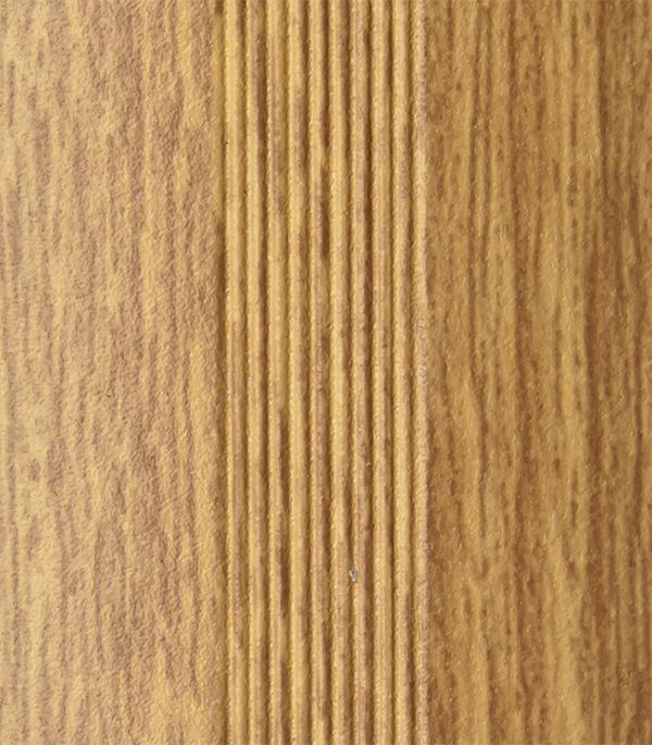 Порог разноуровневый 40х900 мм перепад до 10 мм дуб светлый