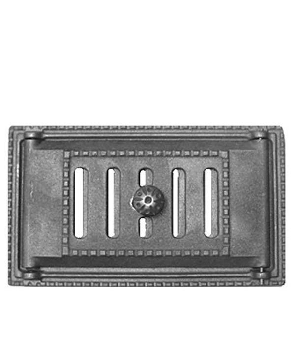 Дверца поддувальная каминная ДПК 250х140 мм