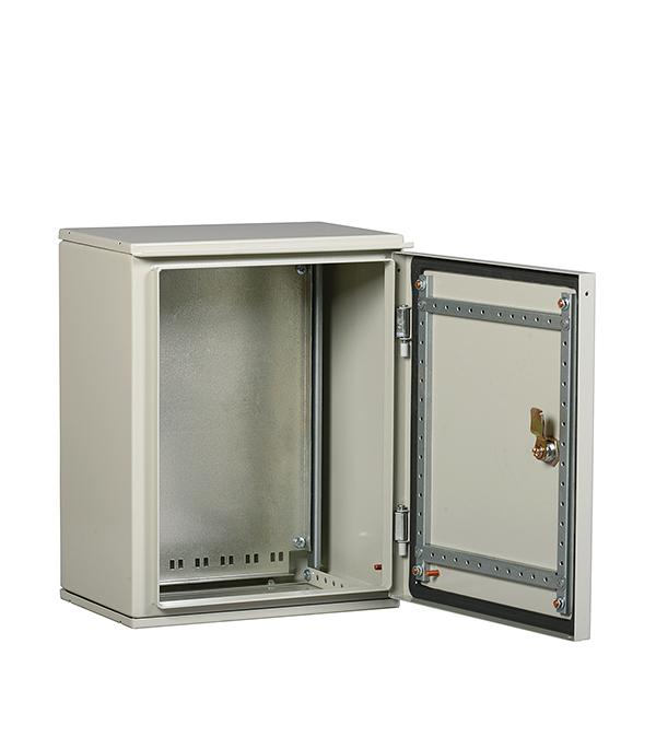 Щиток навесной IEK ЩМП-2 IP65 500х400х220 мм нулевая шина 8х12 14 2 iek ynn21 14 100